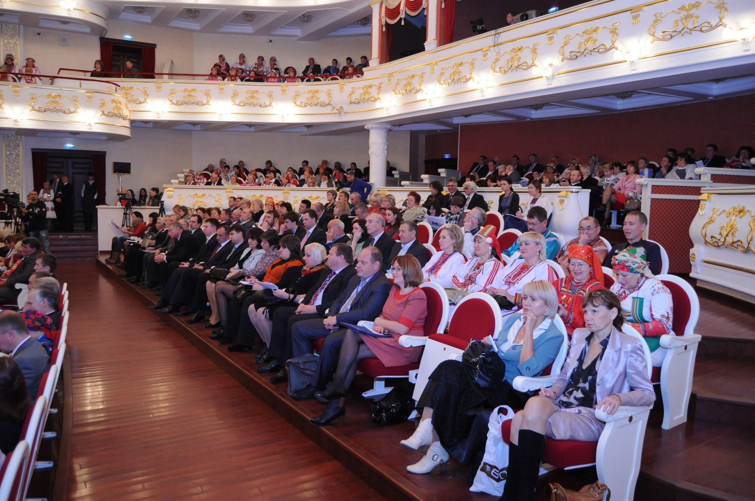 Saeź: Ogarev Mordovia State University.