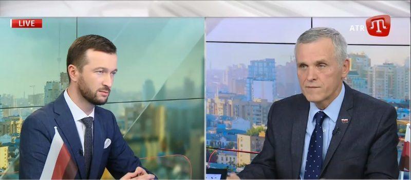 Inyazor Syres' Boliayen' on ATR tv channel